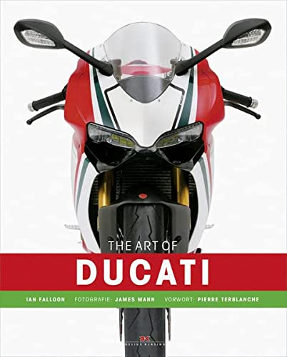 9783667100351: The Art of Ducati