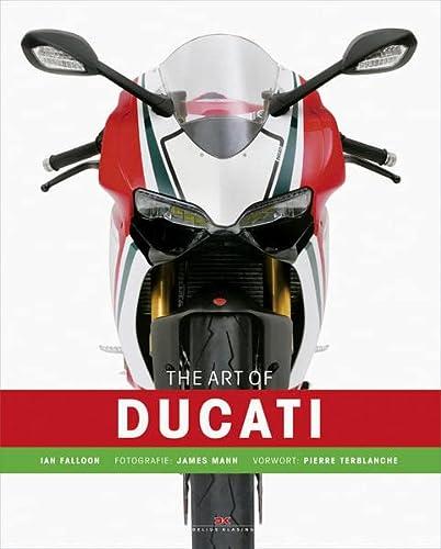 9783667100351: The Art of Ducati