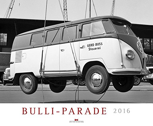 9783667100597: Bulli-Parade 2016
