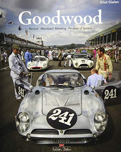 Goodwood: Revival, Members' Meeting, Festival of Speed: Knut Gielen