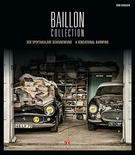 9783667103079: Baillon Collection: A Sensational Barnfind (English and German Edition)