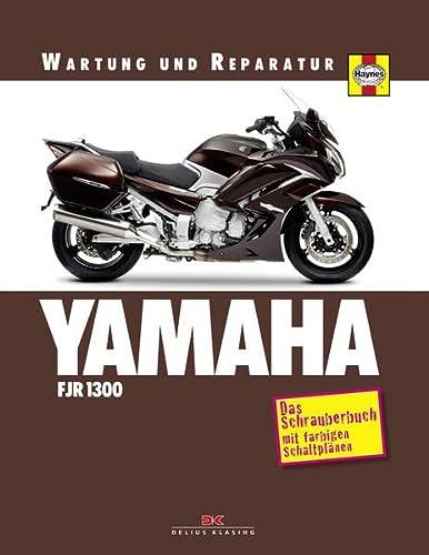 9783667103161: Yamaha FJR 1300: Das Schrauberbuch mit farbigen Schaltplänen (Wartung und Reparatur)