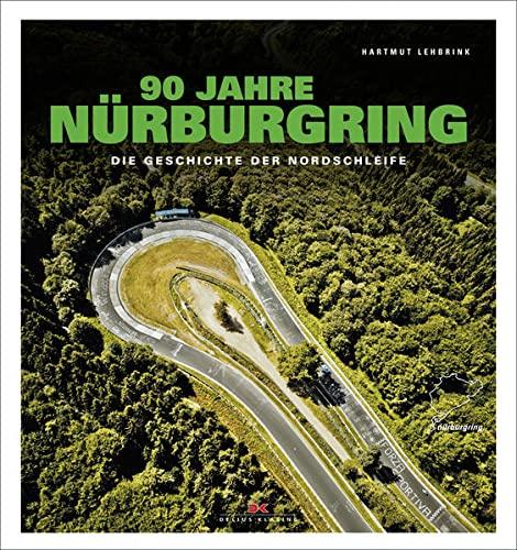 90 Jahre Nürburgring: Hartmut Lehbrink
