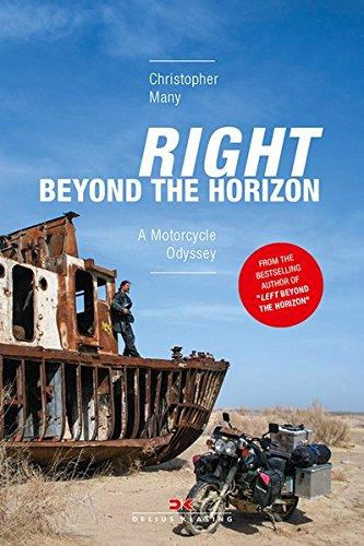 9783667105646: Right Beyond the Horizon