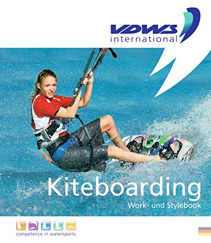 9783667112194: Kiteboarding: Work- und Stylebook