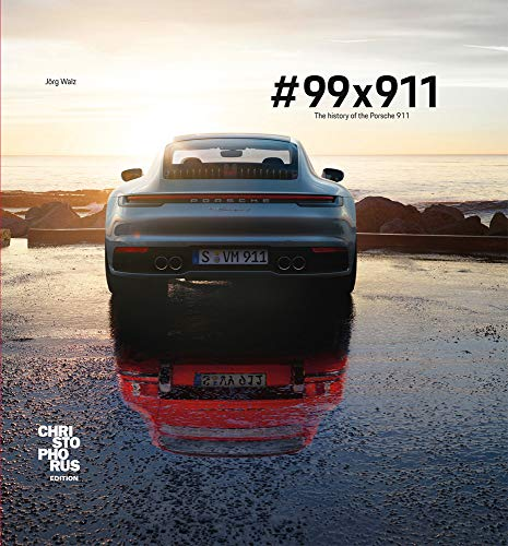 9783667116550: #99x911: The history of the Porsche 911