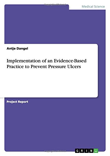 9783668024199: Implementation of an Evidence-Based Practice to Prevent Pressure Ulcers