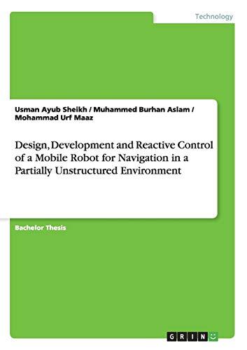 Design, Development and Reactive Control of a: Usman Ayub Sheikh