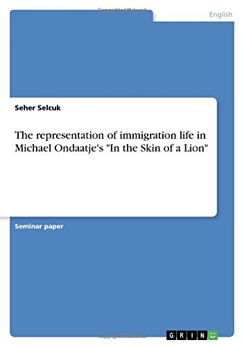 The representation of immigration life in Michael: Seher Selcuk