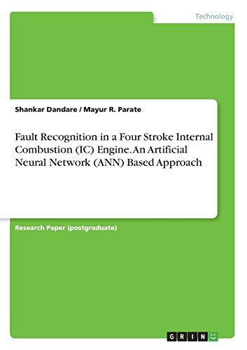 Fault Recognition in a Four Stroke Internal: Dandare, Shankar