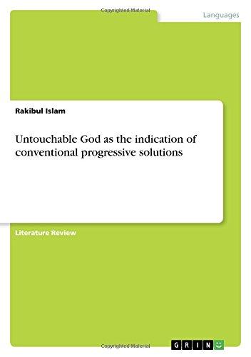 Untouchable God as the Indication of Conventional: Islam, Rakibul