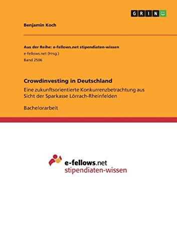 Crowdinvesting in Deutschland: Benjamin Koch