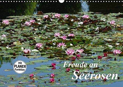 Freude an Seerosen (Wandkalender 2018 DIN A3 quer): Seerosen im Teich und in Gefäßen (Geburtstagskalender, 14 Seiten ) - Gisela Kruse