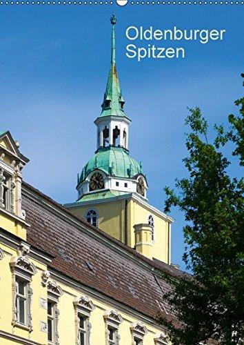 Oldenburger Spitzen (Wandkalender 2018 DIN A2 hoch): Erwin Renken