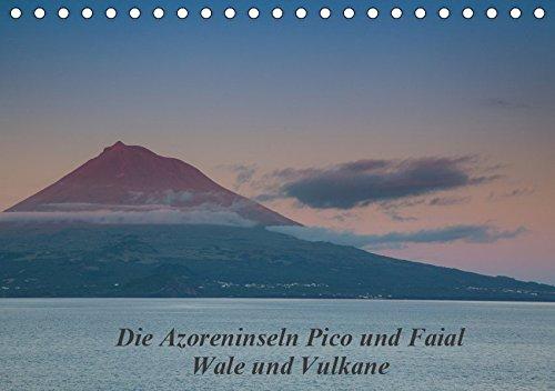 Die Azoreninseln Pico und Faial (Tischkalender 2019: H. Gulbins