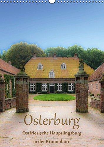 Osterburg - Ostfriesische Häuptlingsburg in der Krummhörn: Erwin Renken