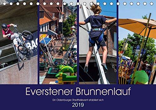Everstener Brunnenlauf, ein Oldenburger Stadtteilevent etabliert sich.: Erwin Renken