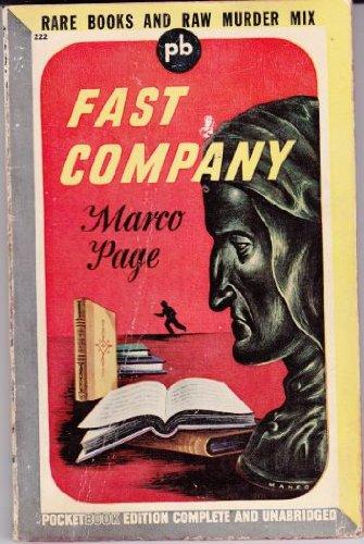 9783671002221: Fast company (Pocket books)