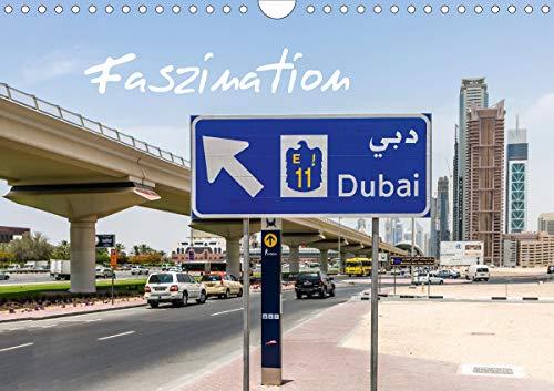 9783671511693: Faszination Dubai (Wandkalender 2021 DIN A4 quer)