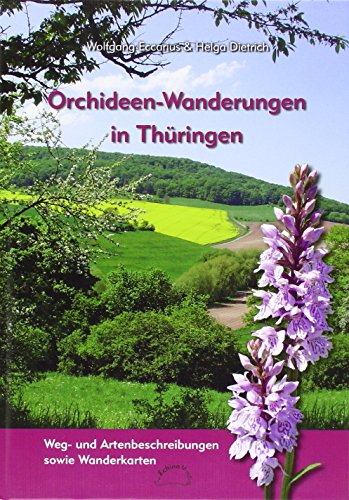 9783697107207: Orchideen-Wanderungen in Th�ringen