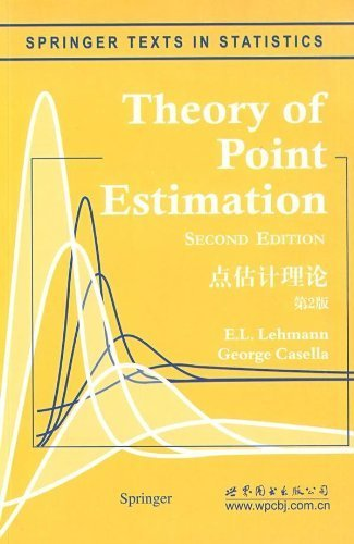 9783698745156: Theory of Point Estimation (2nd English Edition)
