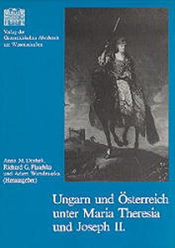Veröffentlichungen der Kommission für die Geschichte Österreichs Band 11 Ungarn und ...