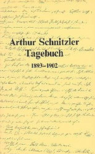 9783700116363: Tagebuch 1879-1931: 1893-1902
