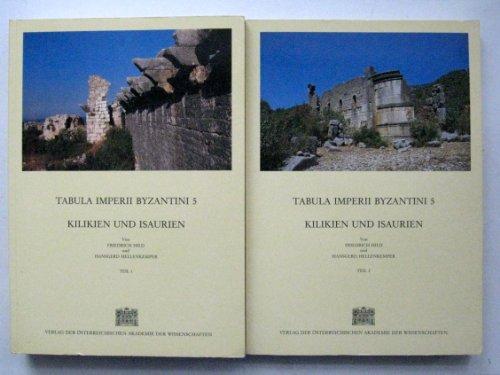 Kilikien Und Isaurien (Tib) (Paperback): Friedrich Hild