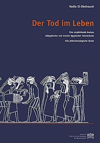 9783700131519: Der Tod Im Leben (Denkschriften Der Gesamtakademie)