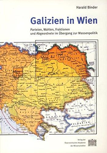 Galizien in Wien: Harald Binder