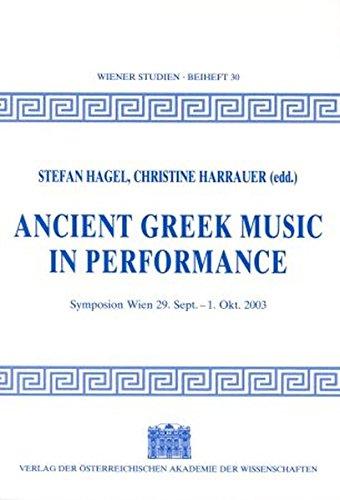 Ancient Greek Music in Perfomance: Stefan Hagel