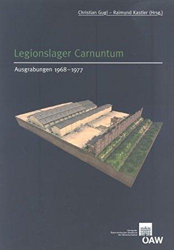 9783700137269: Legionslager Carnuntum: Ausgrabungen 1968-1977