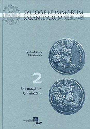 9783700169932: Sylloge Nummorum Sasanidarum Paris-Berlin-Wien (Denkschriften Der Philosophisch-Historischen Klasse)