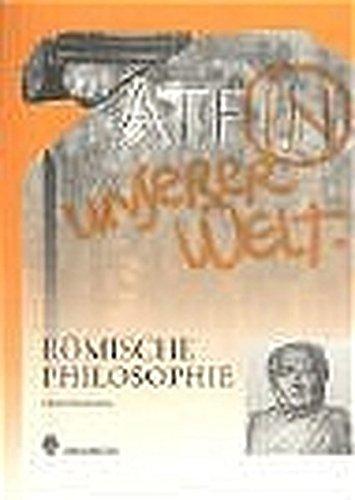 9783700314486: Römische Philosophie