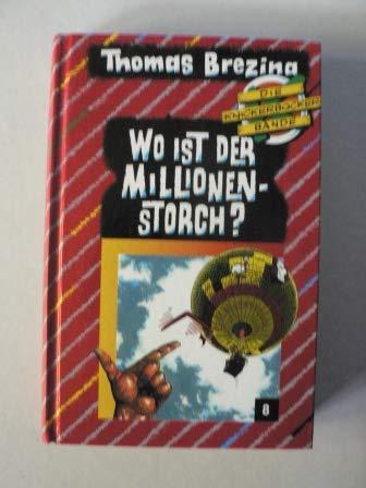 9783700409441: Wo ist der Millionenstorch?. Abenteuer im Burgenland