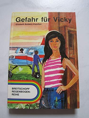9783700410904: Gefahr für Vicky