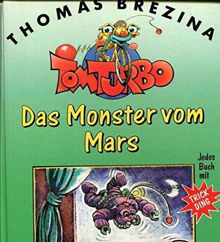 9783700411826: Das Monster vom Mars