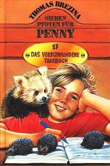 Das verschwundene Tagebuch-Sieben Pfoten Für Penny: Brezina, Thomas
