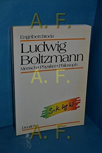 9783700545606: Ludwig Boltzmann