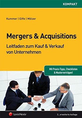 9783700748533: Mergers & Acquisitions: Leitfaden zum Kauf und Verkauf von Unternehmen