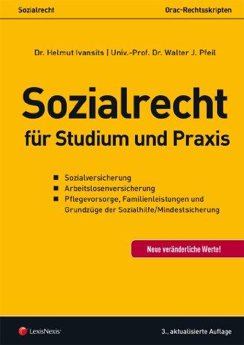 9783700753360: Sozialrecht für Studium und Praxis
