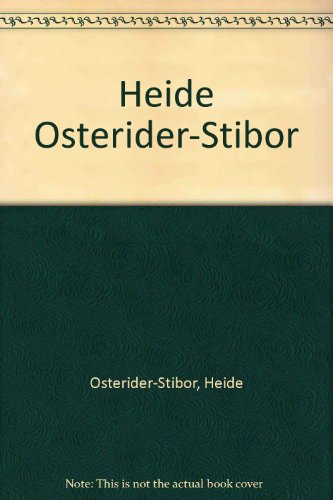 9783701172528: Heide Osterider-Stibor (German Edition)