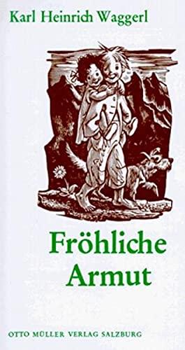 9783701300440: Fröhliche Armut.