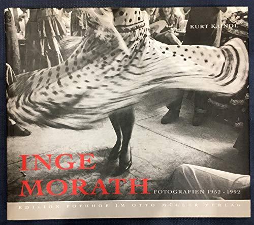 9783701308408: Inge Morath 1952-1992 (Edition Fotohof)