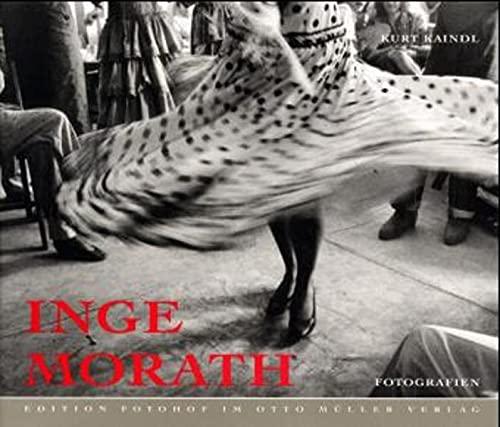 9783701309788: Inge Morath. Fotografien 1952 - 1992