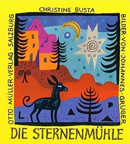 9783701310838: Die Sternenmuhle, m. Audio-CD