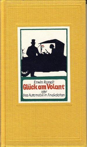 Glück am Volant oder das Automobil in: Erwin Ronelt