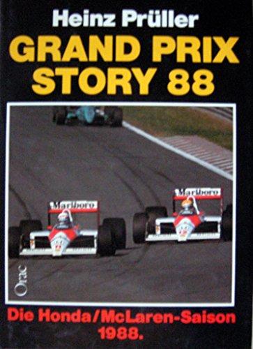 9783701501533: Grand Prix Story 88. Solo für Zwei [Gebundene Ausgabe] by Heinz Prüller