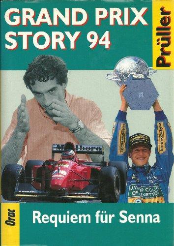 Grand Prix Story, 1994 (Gebundene Ausgabe)von Heinz Prüller (Autor): Heinz Prüller (Autor)