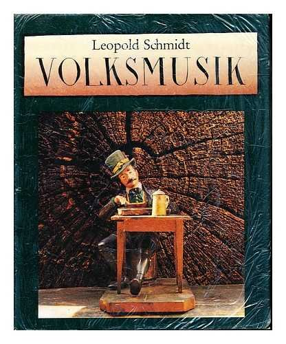 9783701701100: Volksmusik: Zeugnisse ländl. Musizierens (German Edition)